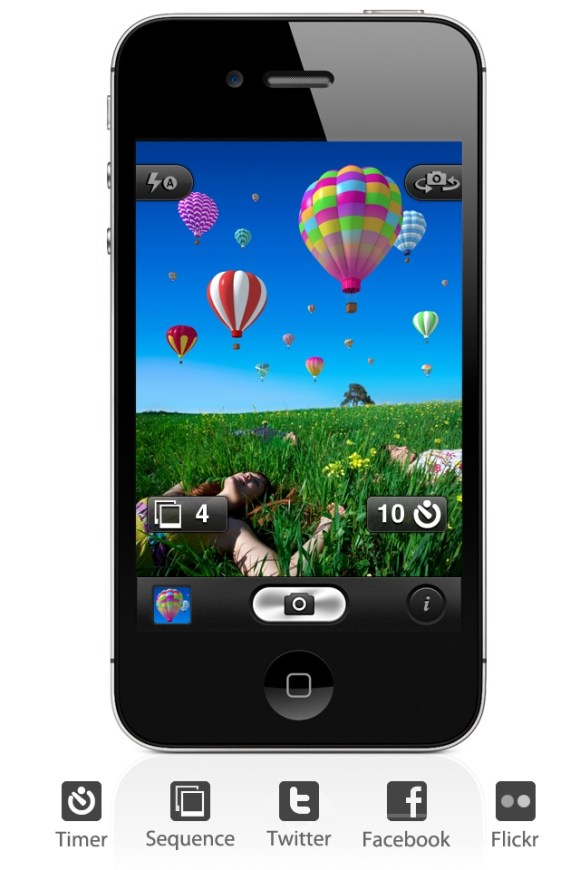 autoscatto30 580x870 Disponibile la versione 3.0 di Autoscatto per iPhone