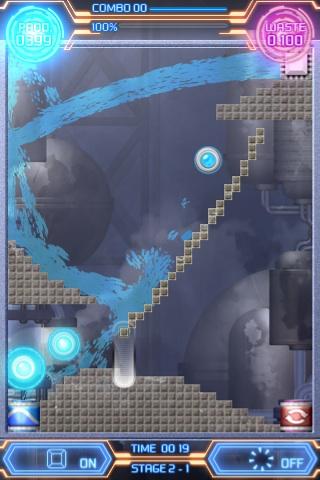 s zar3 The Tower of Zarbartz per iOS, un gioco vecchio stile.