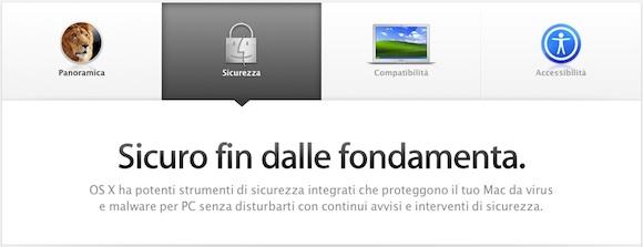 sicurezza home Consigli Utili per mantenere efficiente il Vostro Mac.