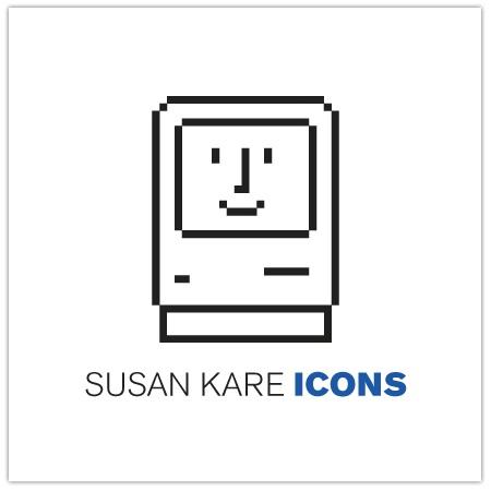 susan kare icons Unboxing del libro illustrato con le icone originali del sistema operativo del Macintosh
