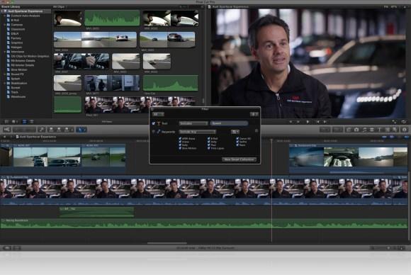 finalcutx 580x388 BuyDifferent annuncia il Videocorso su Final Cut Pro X, in offerta lancio a 19,90 euro