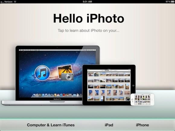 helloiphoto 1 580x435 Le altre 5 notizie del momento dal mondo Apple da non perdere