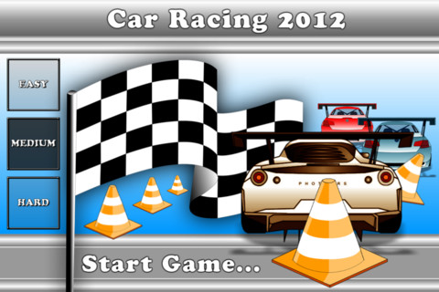 mza 2139878581863551954.320x480 75 Car Racing 2012, corse retrò su iPhone