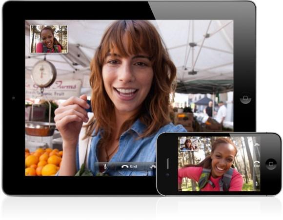 facetime main 580x452 Nuovo iOS 6: funzionalità e disponibilità