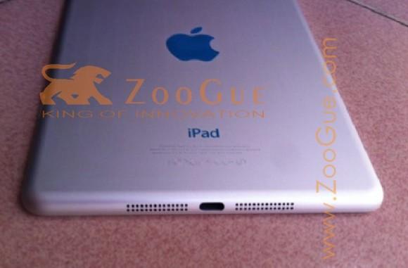 iPad mini image 1 1 580x381 Nuove immagini relative ad un iPad nano?