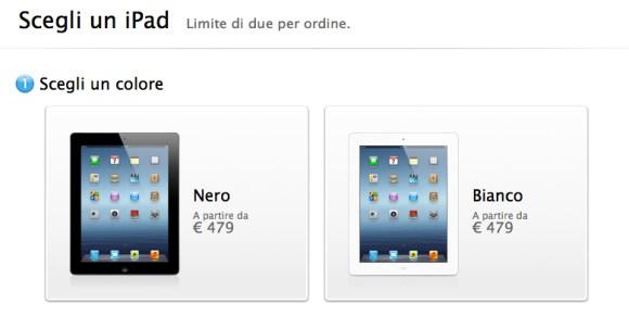 ipad limite 580x292 Apple toglie le limitazioni sugli acquisti delliPad
