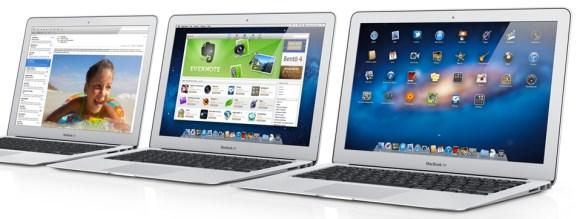 macbook pro 580x219 Apple potrebbe presentare la nuova linea Mac al WWDC 2012