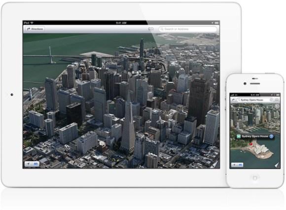 maps gallery flyover 580x426 Nuovo iOS 6: funzionalità e disponibilità