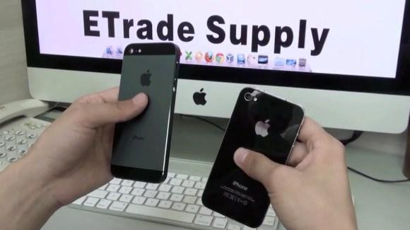 new iphone 580x325 La scocca del nuovo iPhone in un video