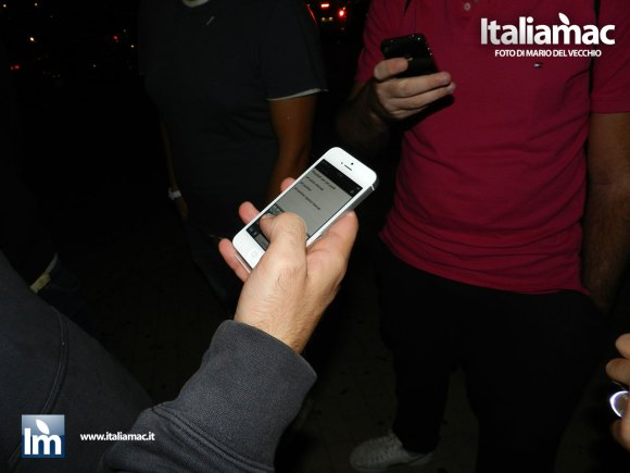 DSCN2257 580x435 Uno dei primi iPhone 5 del Centro TIM nella penisola sorrentina, le foto del nostro inviato