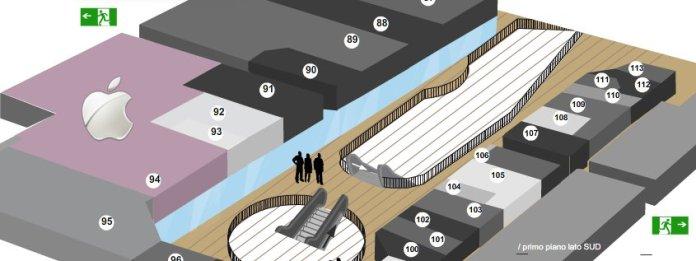 Immagine444 Nuovo Apple Store a Brescia all'interno del centro commerciale Il Leone: Tra 4 giorni lapertura