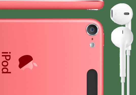overview design hero Nuovo iPod Touch 5G: Vediamolo nel dettaglio