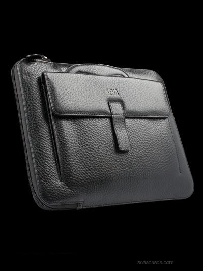 black I case di Sena per Macbook e iPad