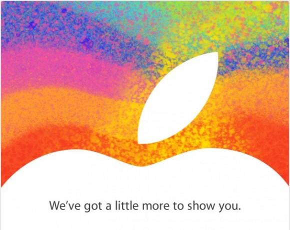 iPad event 580x459 E se fosse il mini iPad? Apple annuncerà qualcosa di nuovo il 23 ottobre