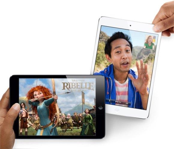 ipad mini 03 580x499 Il nuovo Apple iPad mini è realtà, ecco il piccolo tablet della mela