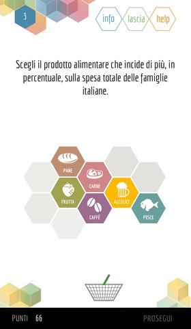 foodly Foodly, il quiz sul cibo per iOS prodotto da 4 università