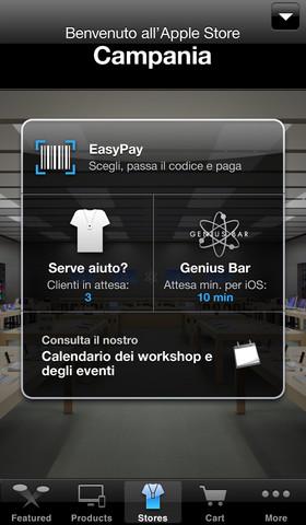 mzl.ceycnhce.320x480 75 Apple Store per iOS: Aggiunta la modalità di pagamento EasyPay