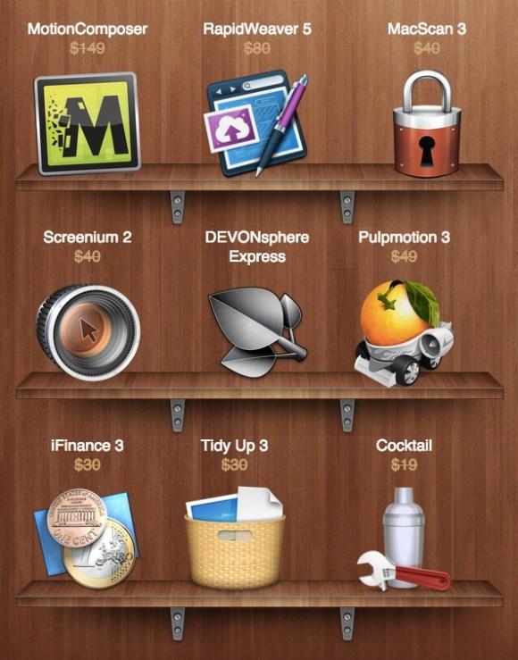 macbundler 580x739 MacBundler, 9 app per Mac super scontate, come Rapidweaver, MotionComposer, MacScan e altre