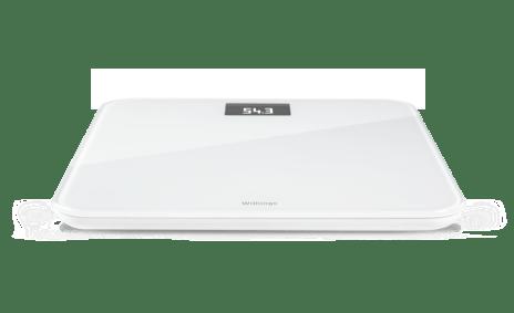 scale transparent 580x354 Tieni sotto controllo il tuo peso con la bilancia WS 30 di Withings