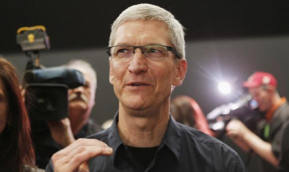tim cook ceo of apple 580x346 Il Time descrive Tim Cook e ne traccia il profilo