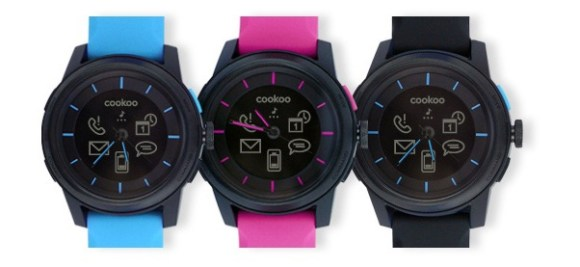 COOKOO watch1 580x267 Provato per voi: Cookoo Watch