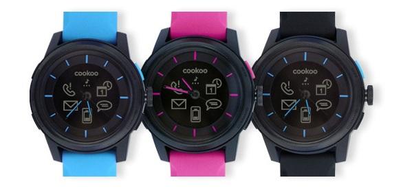 COOKOO watch1 CES 2013: Ecco le incredibili novità per i nostri amati dispositivi Apple [Parte 1]