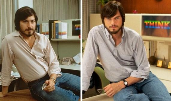 kutcher jobs Ashton Kutcher finisce in ospedale per colpa della dieta fruttariana di Steve Jobs