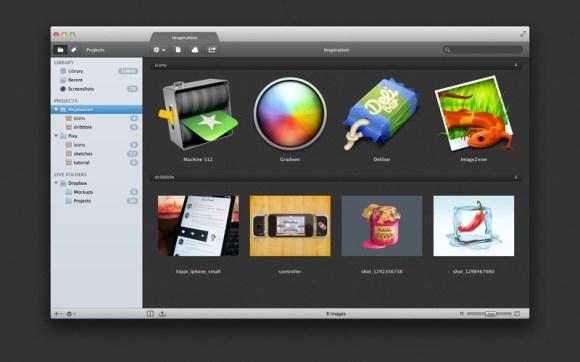 pixa1 580x362 Pixa, organizza e gestisci le tue immagini in modo comodo e pratico