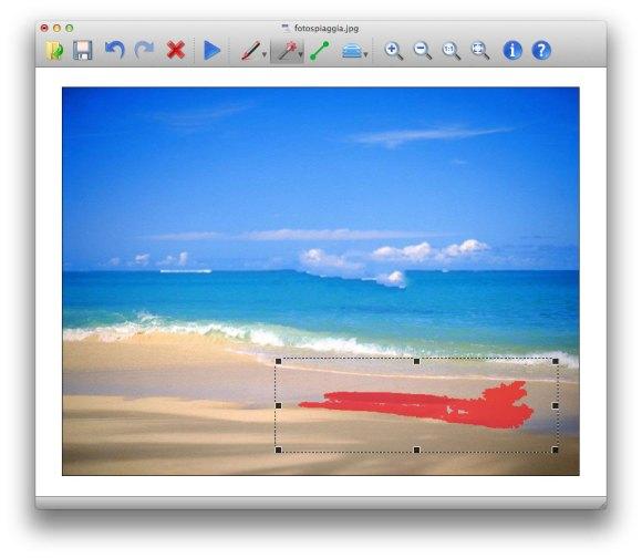 inpaint 4 580x504 Inpaint per Mac, rimuove qualsiasi elemento e oggetto dalle foto con un click