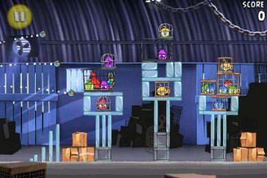Angry Birds Rio screenshot Il gioco per iOS Angry Birds è scaricabile gratis per la prima volta in assoluto!
