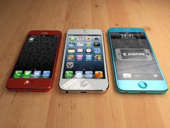 Concept Martin Hajek iPhone 5s ed iPhone low cost: Ecco due concept creati da Martin Hajek