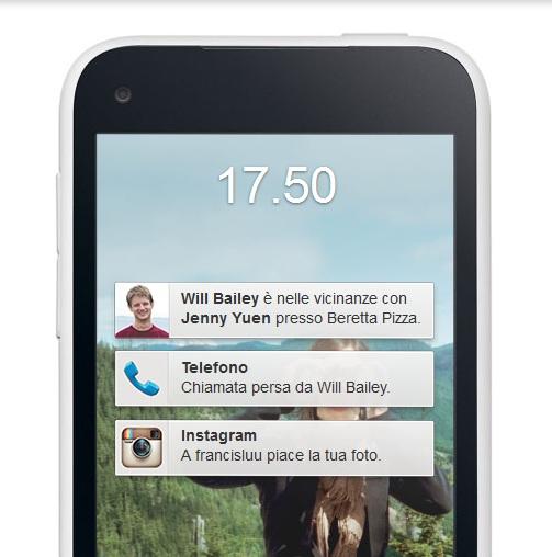 Facebook Home HTC First e Facebook Home: Il primo social phone basato su Android