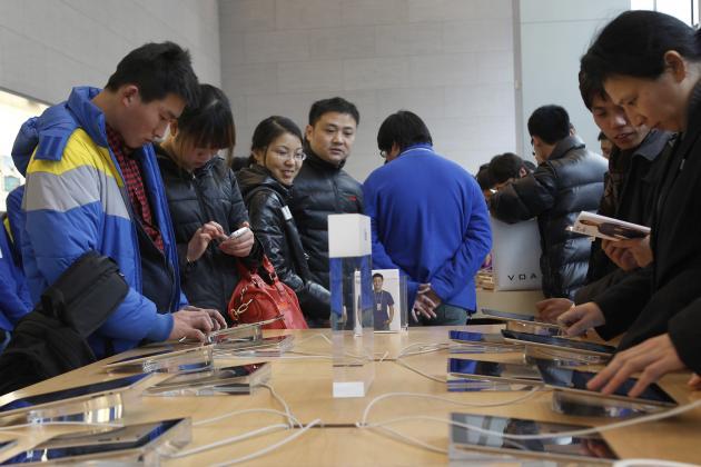 china apple store Tim Cook pubblica una lettera aperta per scusarsi con i consumer cinesi discriminati