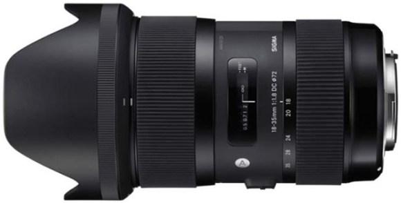 sigma1835mm2 580x294 Nuovo Zoom Sigma 18 35 1,8 ?! Una lente che rivoluzionerebbe il mercato