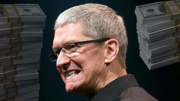 Tim Cook money 620x348 Tim Cook testimone al Senato americano sulla faccenda del denaro Apple allestero