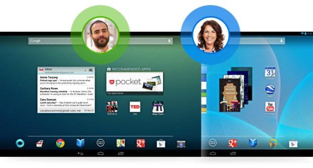 Android multi user 620x334 Quali sono le funzioni che iOS 7 dovrebbe prendere da Android?