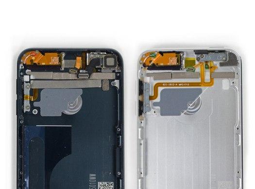 Confronto tra iPod Touch 5h 16GB e 32GB realizzato da iFixit Confronto tra liPod Touch 16GB low cost e la versione da 32GB