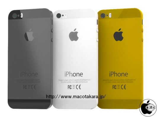 iPhone Oro Nuovi rumor sui prossimi iPhone Mega, iPhablet, iPhone 5s/6 e iPhone low cost
