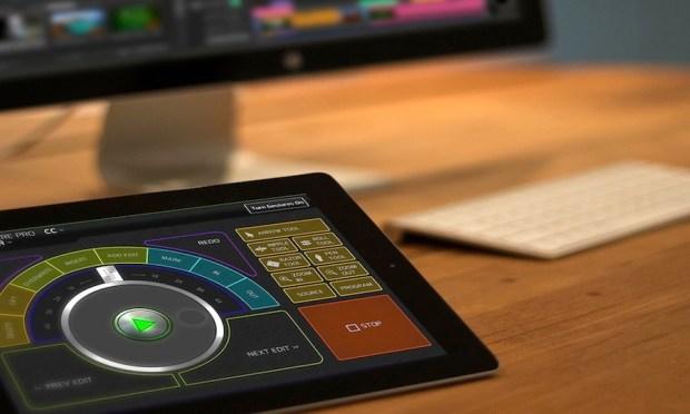 %name CTRL Console, controlliamo Premiere Pro e Final Cut Pro da iPad o iPad Mini