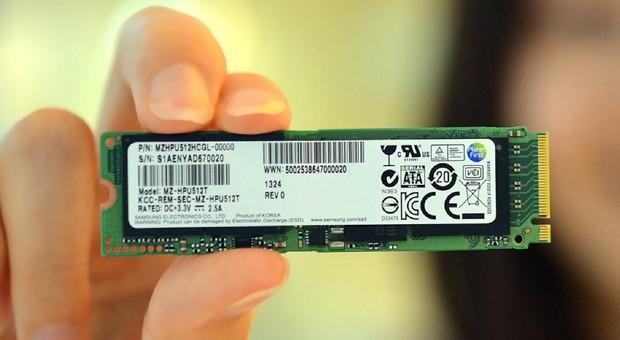 samsung xp941 ssd SATA 3.2, è lora di SSD più piccoli e veloci