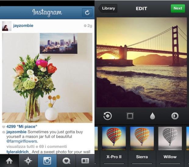 Instagram Screenshot 620x550 Instagram raggiunge 150 milioni di utenti e valuta linserimento di pubblicità