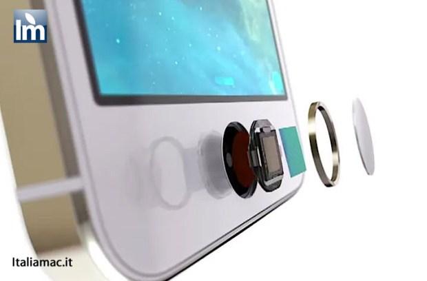 Touch ID 04 620x408 Touch ID, il sistema di sicurezza basato su impronte digitali che equipaggia liPhone 5s (Video e foto)