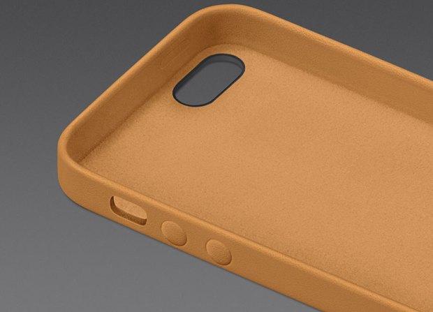 custodia iphone 5 s 620x447 [Galleria] Ecco il nuovo iPhone 5s, guardiamo da vicino il gioiellino presentato da Apple