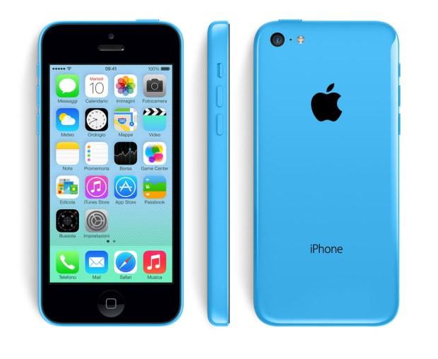 design gallery slide blue 620x508 [Galleria] Apple presenta il nuovo iPhone 5c, diamo uno sguardo al nuovo stile colorato made in Cupertino