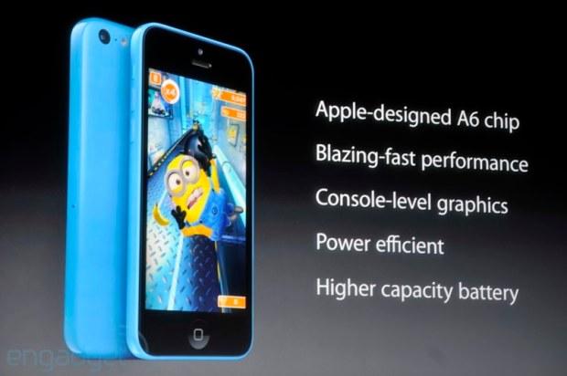 iphone2013 0081 620x412 Le prime foto del nuovo iPhone 5c, in diretta dallevento di Cupertino di oggi