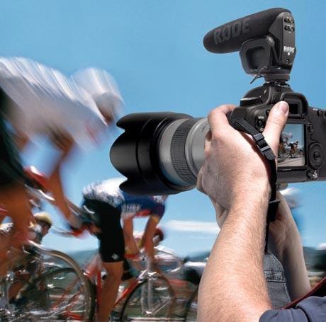 videomicpro 01 Videomic Pro, il microfono direzionale compatto per camcorders di Røde