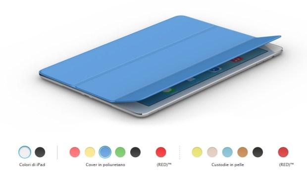 Smart Cover iPad Air 620x350 Apple presenta al mondo il nuovo iPad Air: Scopriamolo insieme!