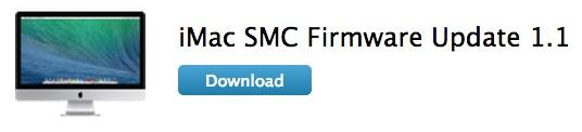 iMac SMC Firmware Update Apple rilascia due aggiornamenti per iMac Late 2013