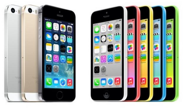 iPhone 5c e 5s 620x368 Diminuisce la produzione delliPhone 5c a favore di quella per liPhone 5s