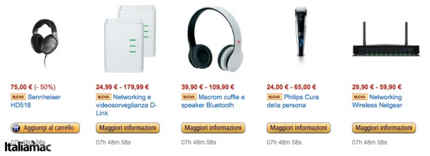 Altre offerte 620x225 Black Friday Amazon: Kindle Fire HD a 99€ e tanto altro